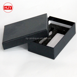 PVC foam insert box, tie, cuff, flashlight, children's water cup outer packing box