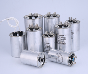 Custom Best Selling Top Quality 100Uf Metal Film Capacitor Cbb65