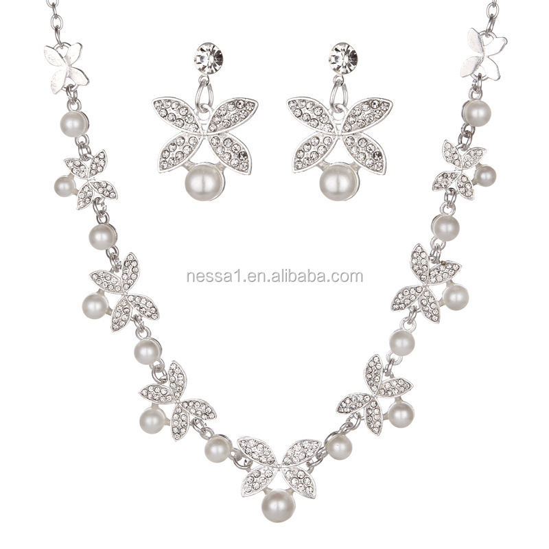 Fashion heavy pearl necklace set Wholesales MT-0033
