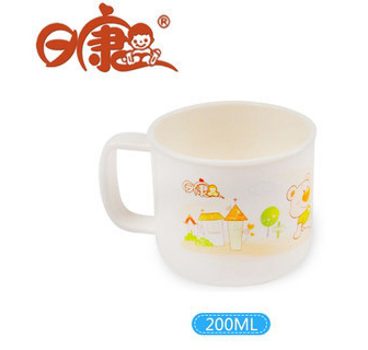 Бренд Rikang дети микроволновая печь пить молоко чашки Rk3407
