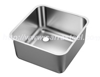 Stainless steel catering Kitchen Sink, Stainless steel commercial sink for welding, Stainless steel deep sink bowl