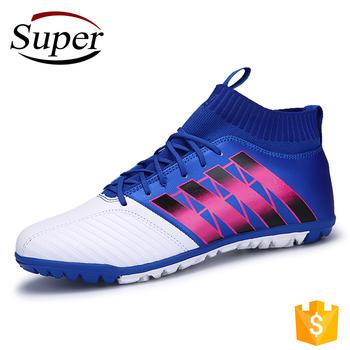 01c9408806cfc Alibaba personalizada deportes gimnasio zapatos botas zapatos deportivos  hombres zapatos de bota de fútbol