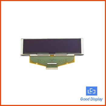D006 2.8inch OLED Modules 256x64 Graphic Display screen