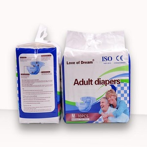 Disposable Diaper Type and Adults Age Group pull up adult diaper factory price
