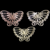 BOKA embroidery colorful butterfly patch for decoration BK-MTF754
