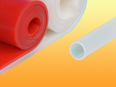 Silicone Rubber Sheet/ Cord / Tubing