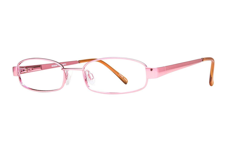 Bright Black Retro Mens Womens Clear Lens Eyeglasses Glasses Frames Anti-radiation Eyewear xz