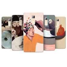 free sample art painting phone case for infinix hot s x521 Wholesale custom fashion new year gift phone case