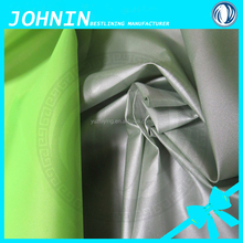 wholesale silver coated taffeta/lining fabric, polyester taffeta silver coated fabric sun shade for car/for car cover