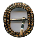 Fashion metal buckle for bag or watch