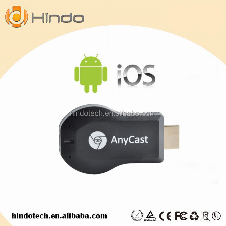 Newest TV Stick Anycast Anycast M2 DIHAO Anycast M2 Plus Linux 3.0.8 TV Dongle TV Stick RK2928 Miracast Airplay DLNA WiFi Displa