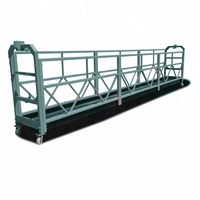 TOP Selling Material Lifting Electric Motor Lift with Motorized Platform