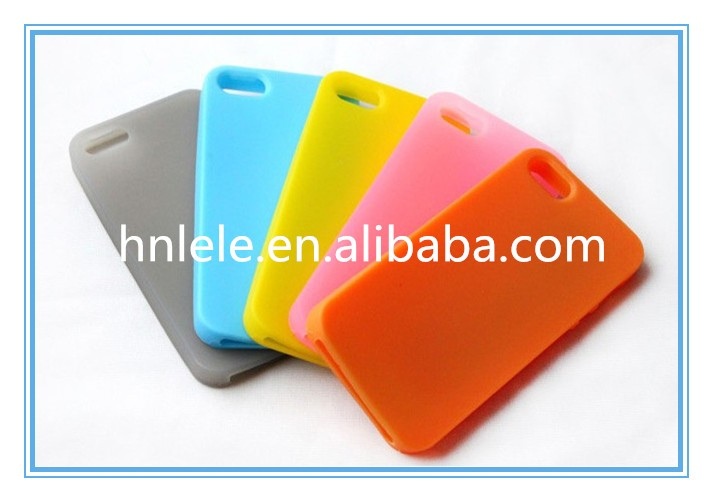 Different Size and Colour Custom Silicone Cellphone Cover