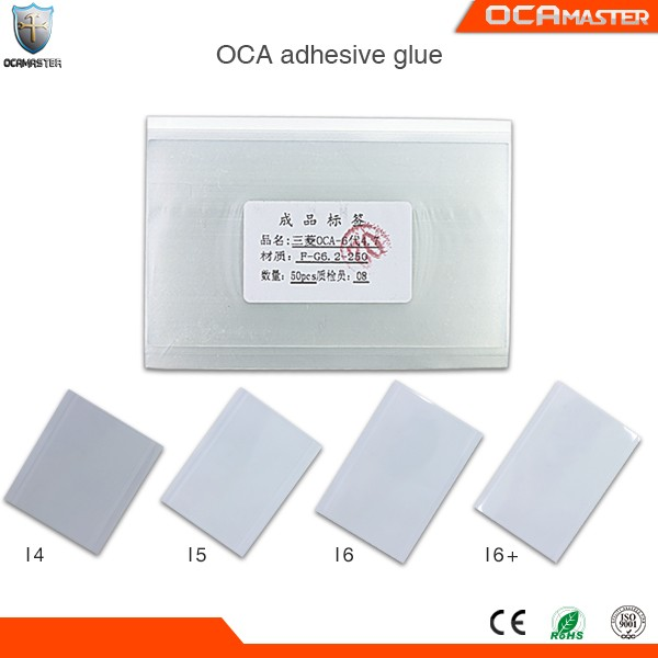 For LCD Repairing Service Center OCA Glue OCA Optical Adhensive for iPhone