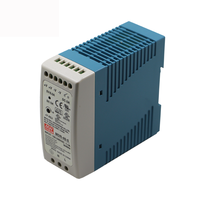 60W Din Rail Power Supply 24VDC 2.5A Meanwell MDR-60-24 Industrial SMPS Single Output