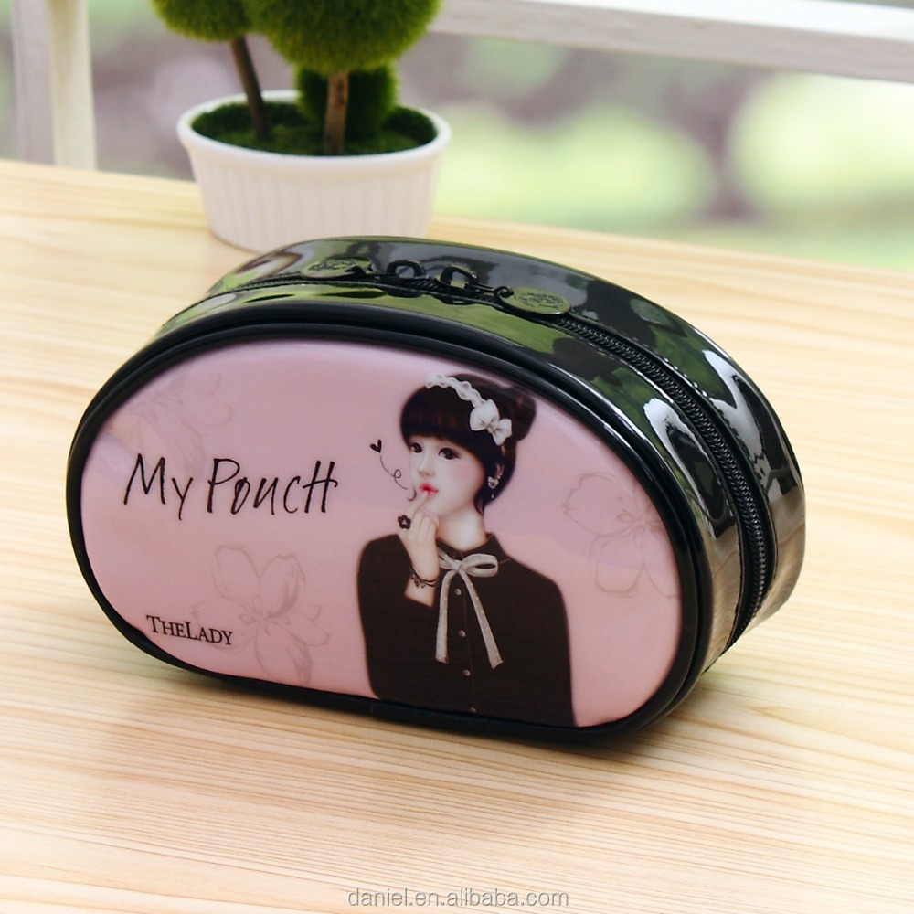 Top Supplier New Arrival Logo Printing Promotion Gift PVC Cosmetic Bags