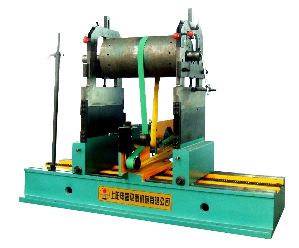 SanMenXia ShangYang Wind Power Genererende waaier/fan balancer machine
