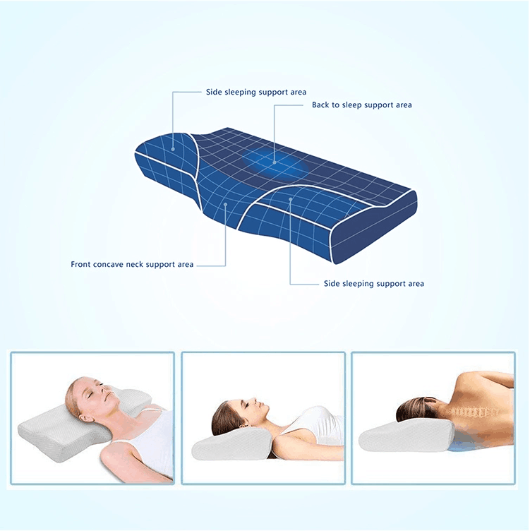 High Quality Lash Extension Pillow,ventilated memory foam pillow