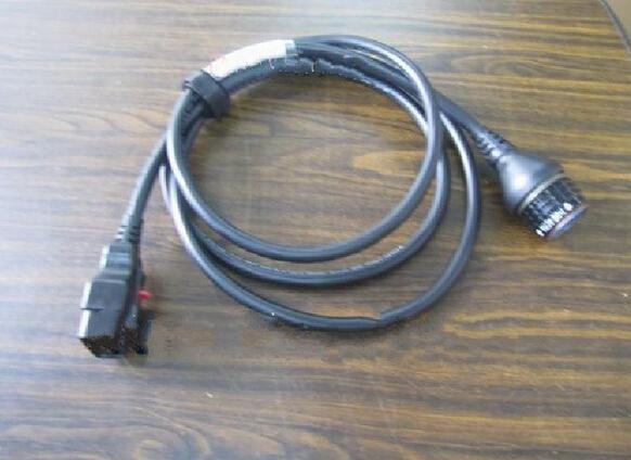 Obdii obd2 16pin диагностический кабель для sd разъем с4