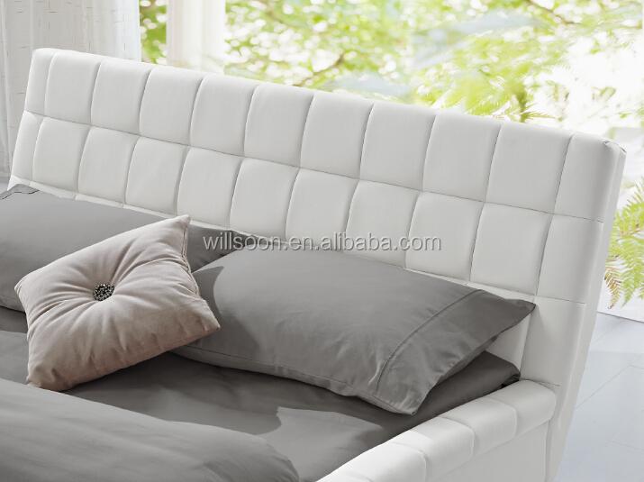 Curva Suave Diseño Doble Tamaño Muebles De Dormitorio Moderno Faux ...