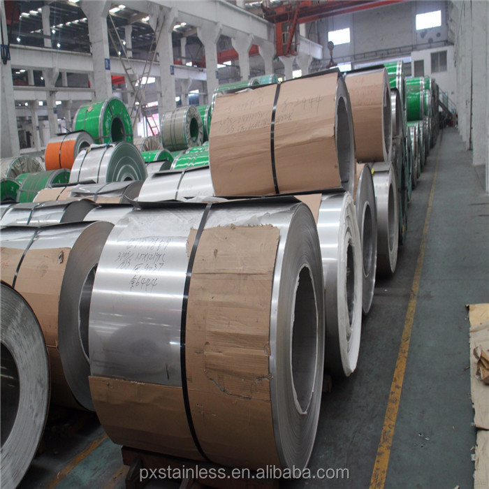 Polished 18 Gauge 304 Stainless Steel Strip