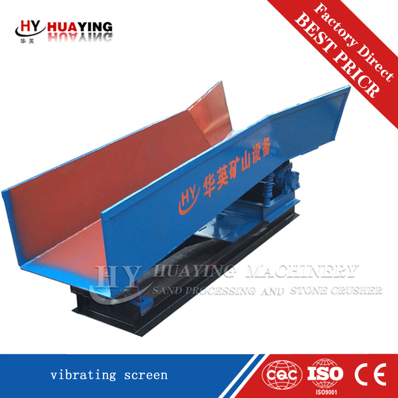 ZSW series vibrating feeder for africa