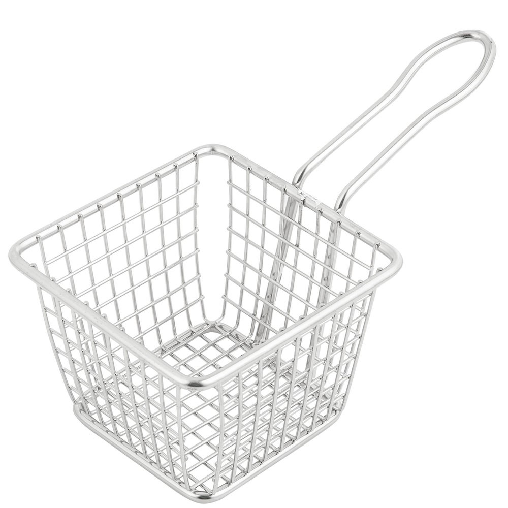 Home Storage Kitchen Metal Wire Basket Egg Basket