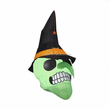 High quality small inflatable cartoon toy for Halloween days