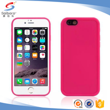 mobile phone accessories, cheap silicon TPU case for iphone 6