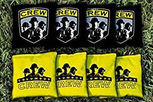 MLS Replacement Corn Filled Cornhole Bag Set MLS Team: Columbus Crew Game