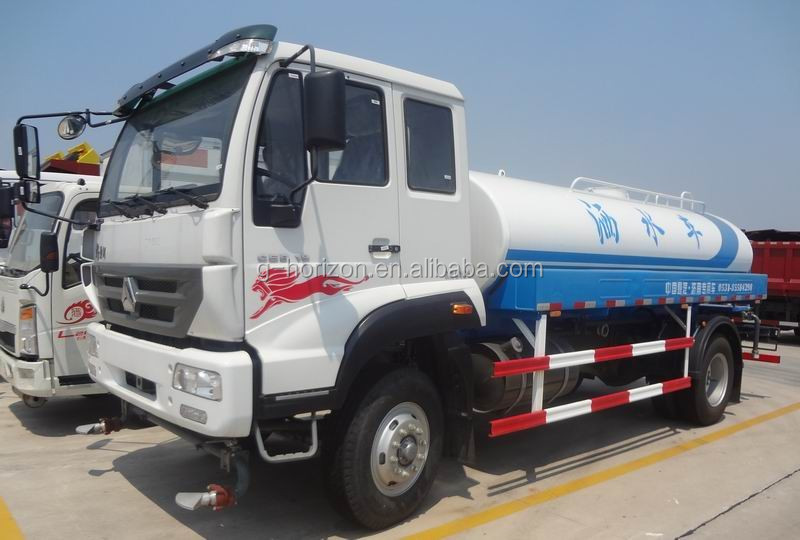 high quality howo 6x4 15000 liter water tank truck for sale in dubai buy 15000 liter water. Black Bedroom Furniture Sets. Home Design Ideas