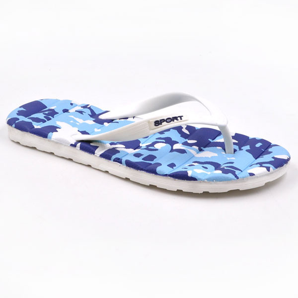 RMC Soft Sole Pattern Printed ladies chappal