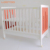China factory supply baby products luxury multifunctional designs furniture set new born wooden baby bed with net