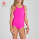 One piece high quality kids swimwear wholesale swimwear for girl kids