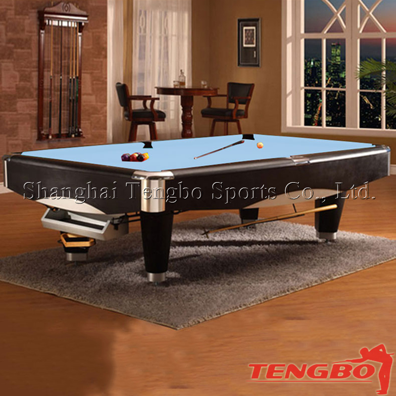 Best selling multifunctional pink 9 ball pool table and billiard tables