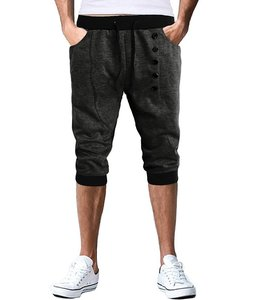 New model half pants for men OEM factory wholesale Jogging Trousers cheap sport pants