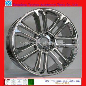 usa 20inch suv chrome replica alloy wheels