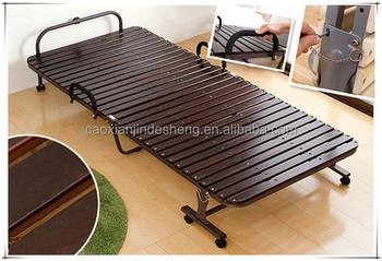 Falten Metall Bett Mit Radern Einzigen Hochklappen Betten Einzelne