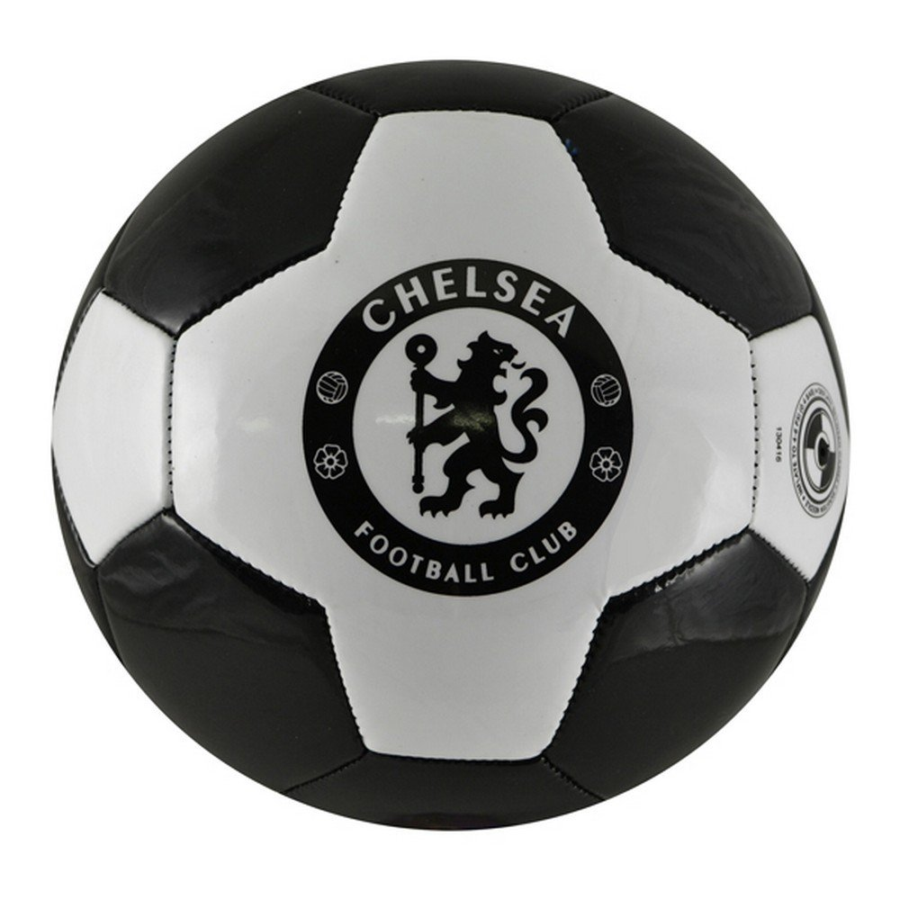 Chelsea FC Official Atom Crest Football (Size 5)
