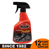 fast effective leather care for car care and polish