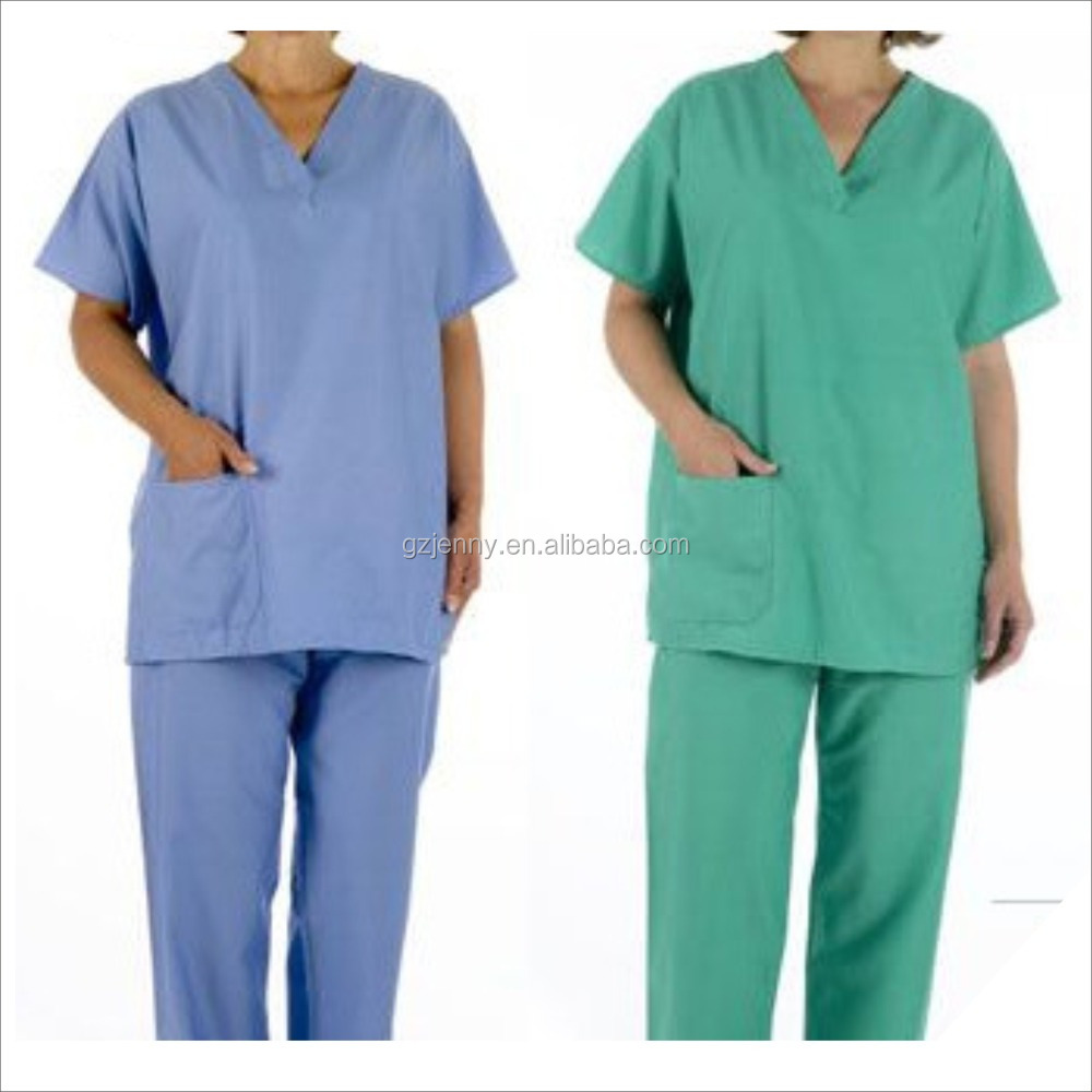 Chinese Factory Wholesale Hospital Medical Wear Patient Gown - Buy ...