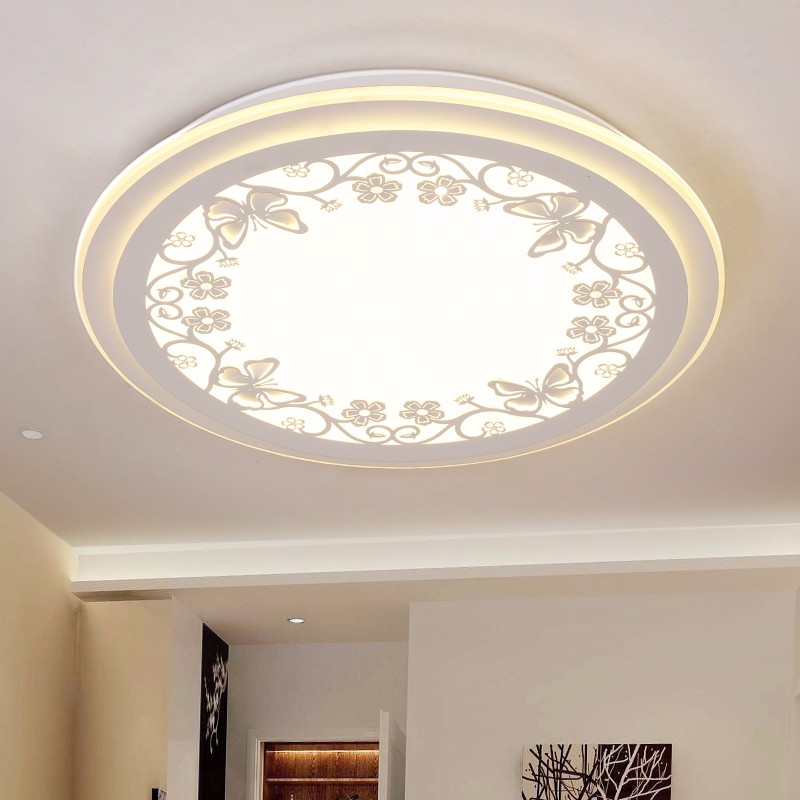 Lamparas de techo modernas led lmpara de techo led mts lm - Como hacer lamparas de techo modernas ...