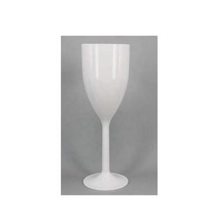 58182204822 Reusable Acrylic Crystal Unbreakable Plastic Wine Glasses