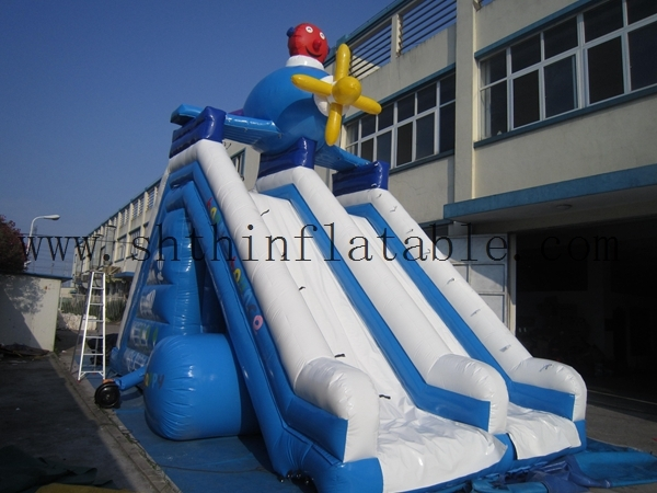 good quality inflatable slide for kids