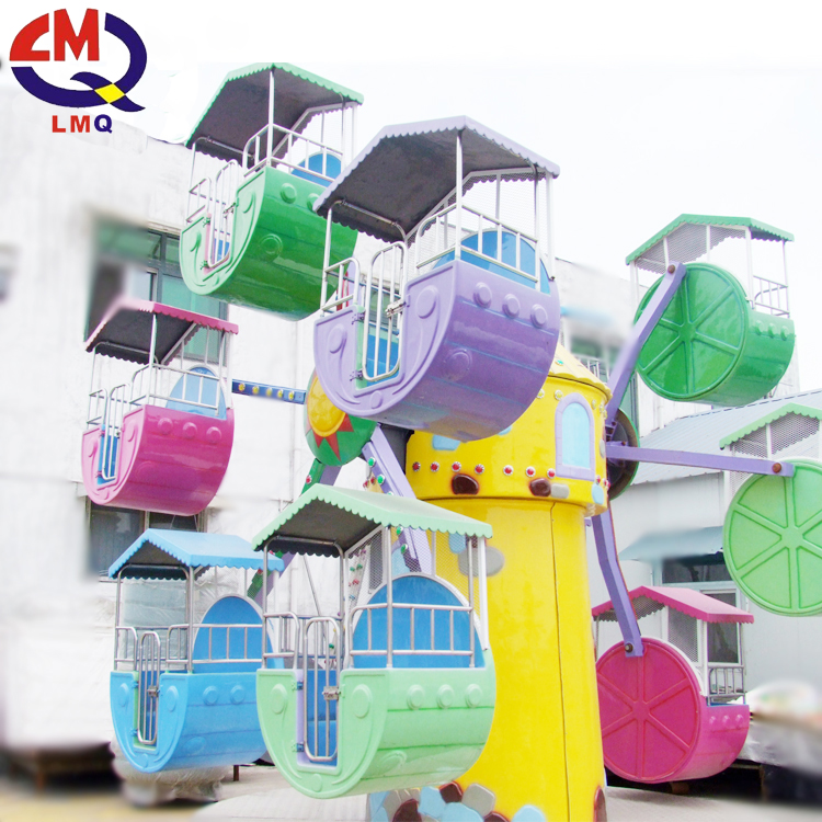 Children playground Electric mini ferris wheel rides sale