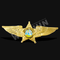 mexico manufacturer Pilot Wings Lapel Pin Arts And Craft