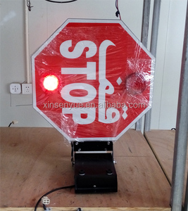 Traffic Bus stop arm for road safety