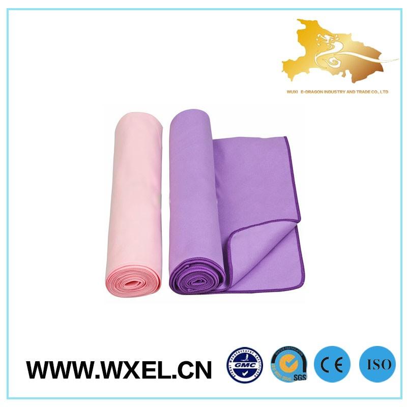 Good Quality Microfiber Cloth Yoga Mat Towel