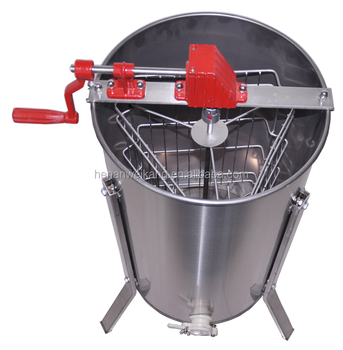 3 frames seamless honey extractor , beekeeping equipment honey extractor