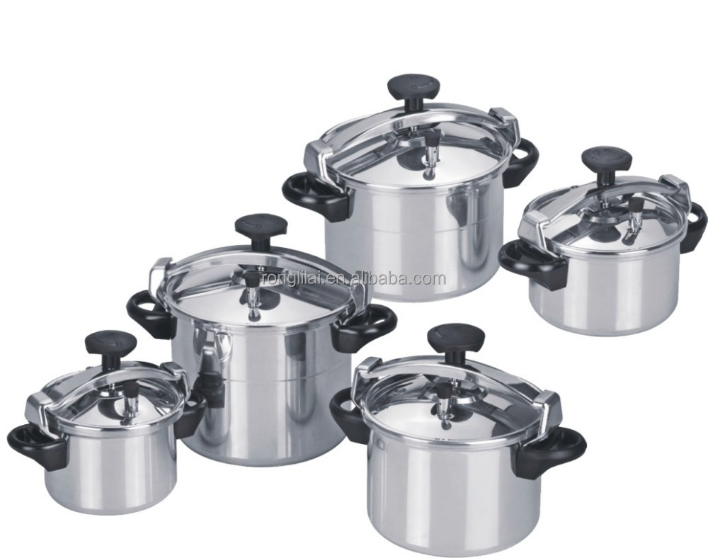 Wholesale Aluminum Industrial French Pressure Cooker High Pressure Cooker